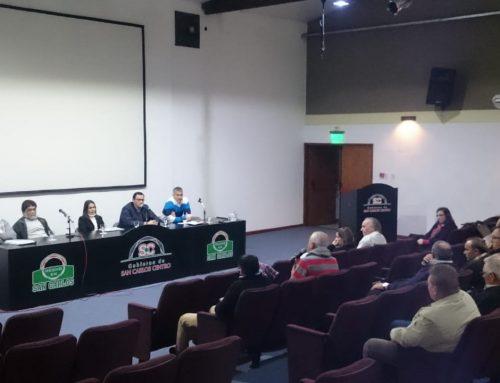 Audiencia Pública en San Carlos Centro