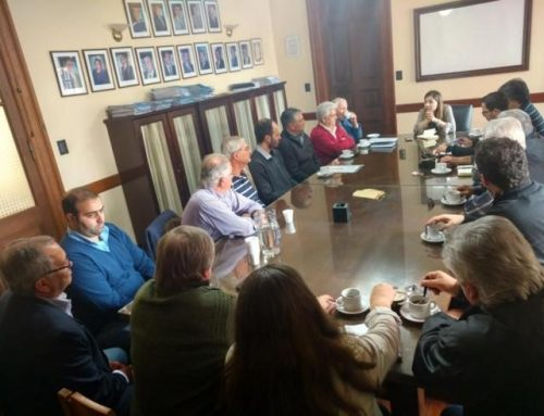 El ENRESS se reunió con la FENCAP y prestadores del Acueducto Centro Oeste