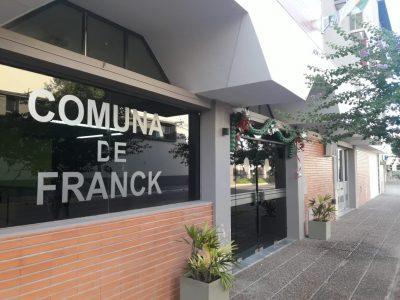 Comuna De Franck