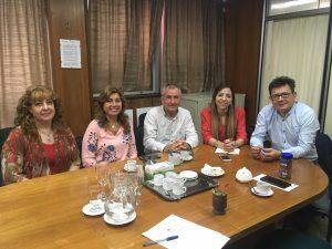 Representantes Cooperativa de O.S. Venado Tuerto