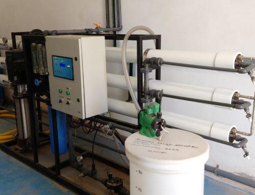 Inspección del servicio de agua potable y verificación del cumplimiento del plan de obras