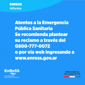 ENRESSInformahorarios