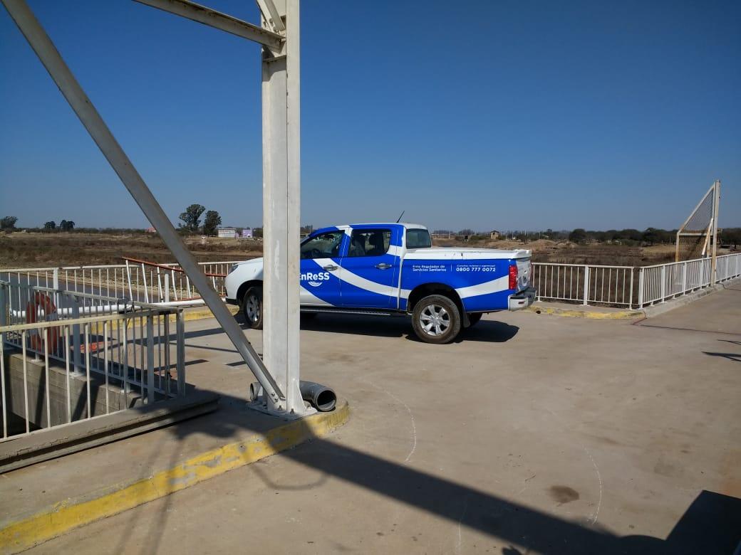 Visita a la Planta Potabilizadora Monje y Toma de agua del Acueducto Centro Oeste