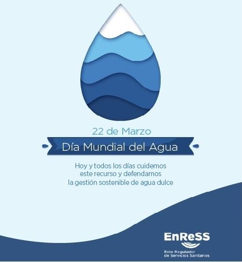 Día Mundial del Agua – 22 de Marzo
